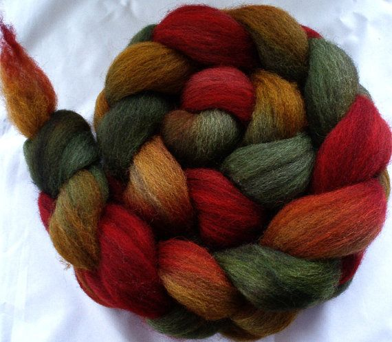 Reserve for Rowena  BFL Combed Top 4Oz.  Jamaica by FriendsinFiber