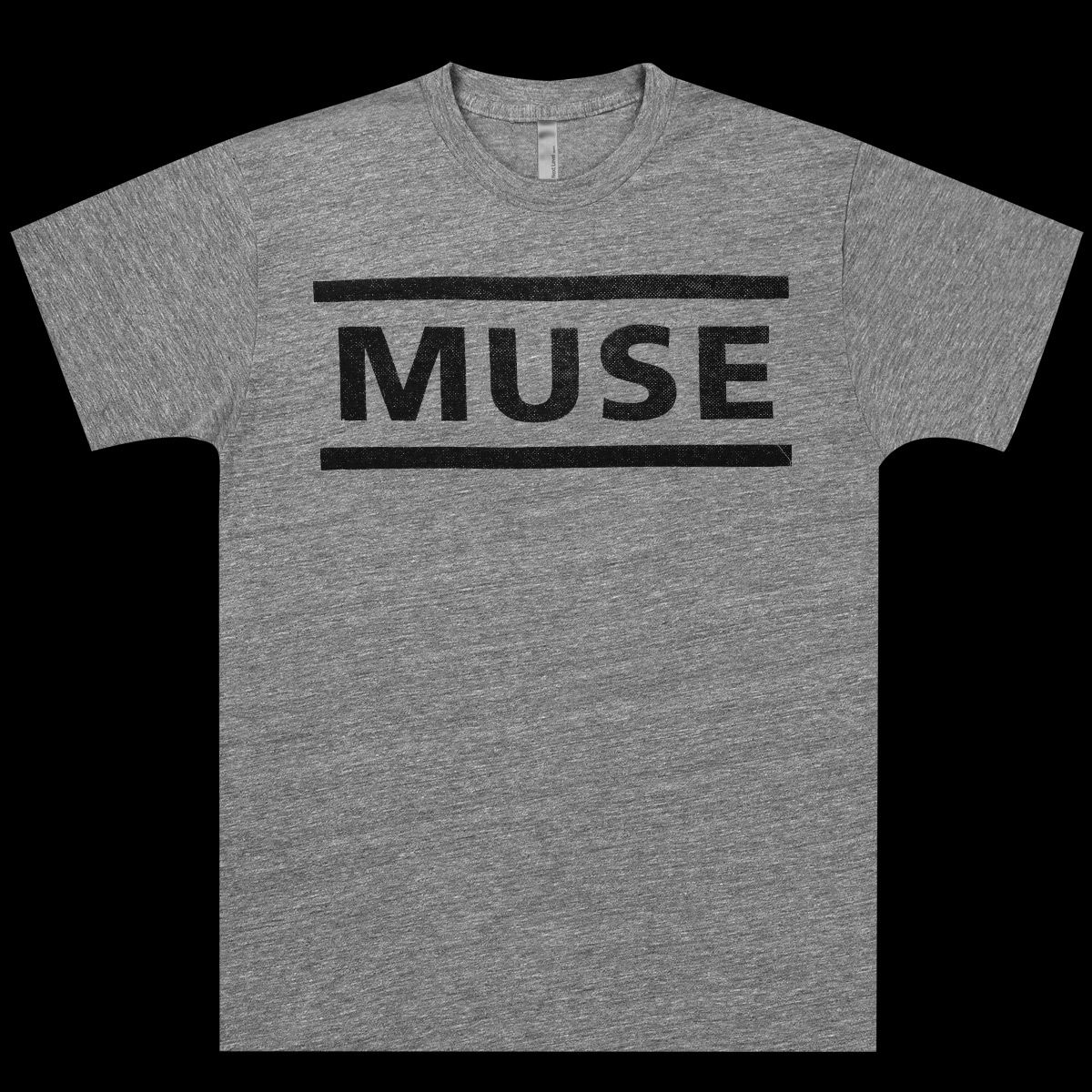 Muse Logo Type T-Shirt $25.00
