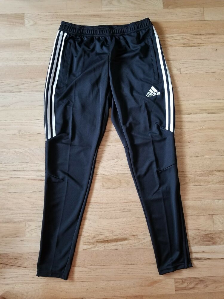 0c8827ea083 Adidas Tiro 17 Soccer Pants Black White White  BS3693  Men s Size Medium   fashion  clothing  shoes  accessories  mensclothing  activewear (ebay link)