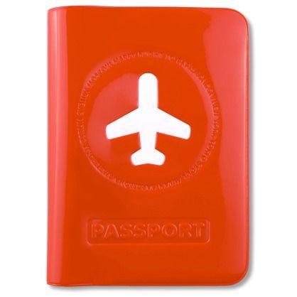 ALife Design Passhülle Happy Flight Reise organizer