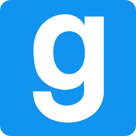 Garry S Mod Wikipedia Garry S Mod Logos Game Logo