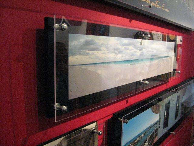 floating glass picture frames artwork google search