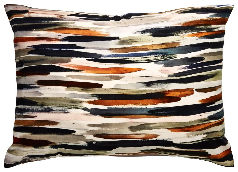 En Casa Pillow In Egret Nugget Design By En Casa In 2020 Throw