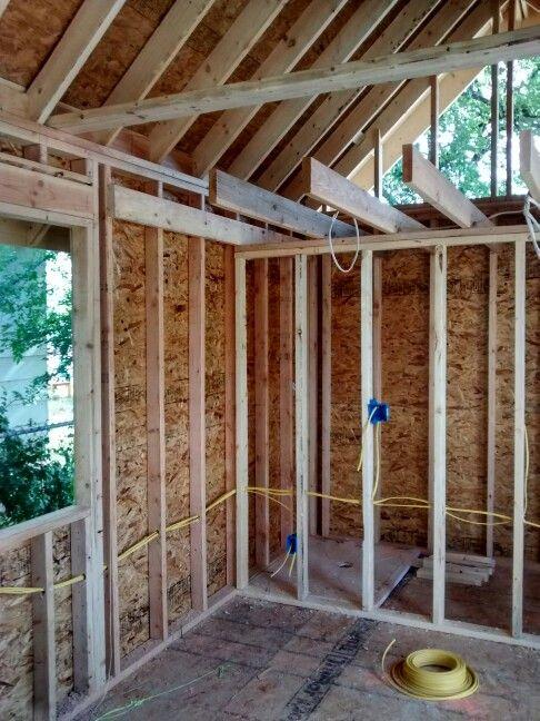 loft framing tiny houseloft - Tiny House Framing