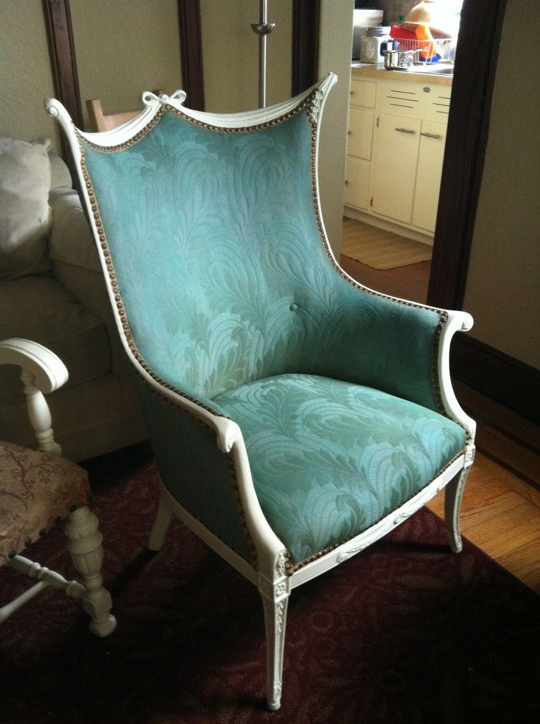 Reader Results Tulip Fabric Spray Paint Pinterest Addict Fabric Spray Paint Fabric Spray Spray Paint Furniture