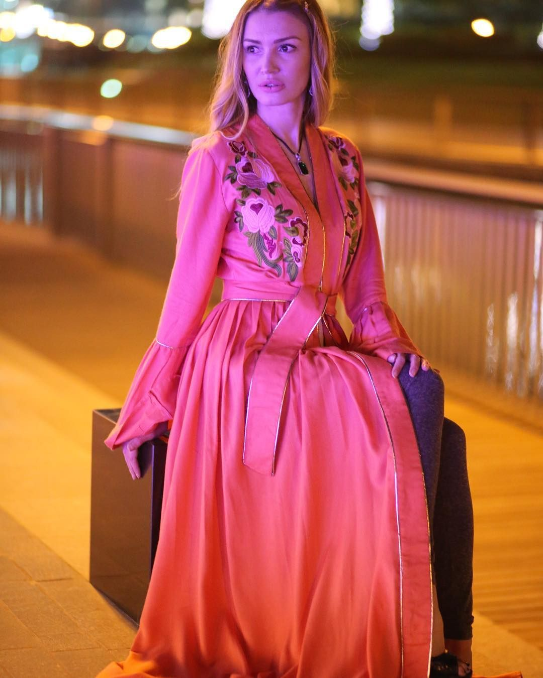 Cafftan by oc fashion design eid collection limited in stock