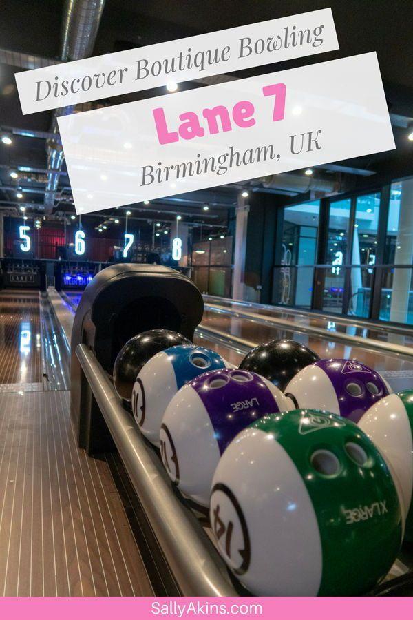 Lane7 Bowling Alley Birmingham London Travel