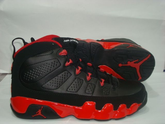fdb695f25bc Jordan 9 | Jordan 9 Retro Red black [Air Jordans Retro 9 4] - $64.99 : Air  Jordan .