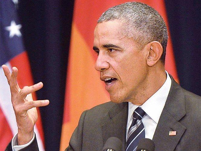 Obama respalda los derechos humanos (jajaja, que respalda derechos humanos cuando fue a venderle armas, si seguro que el novel de la paz durmió a pierna suelta después de lo preocupado que estaba, lo que hay que oír)