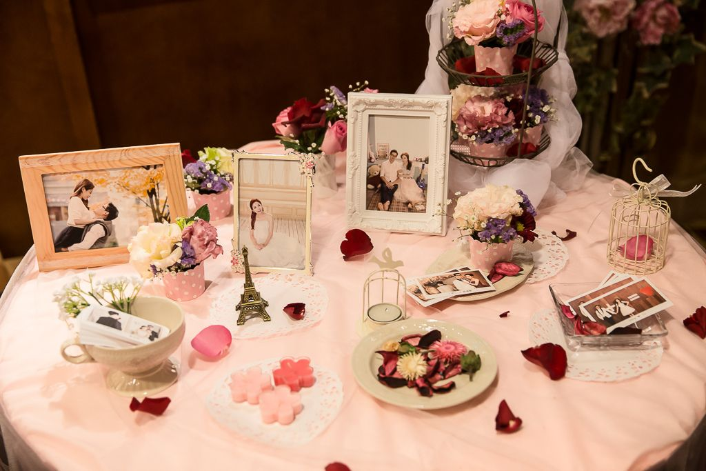 大創xwedding 小資新娘的婚禮佈置part3 不藏私的浪漫佈置 原來是美花 痞客邦 Table Settings Married