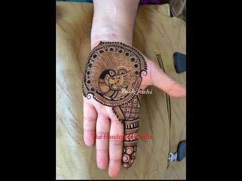 Mehndi Henna Designs Peacock : Latest peacock mehndi desings stylish henna design