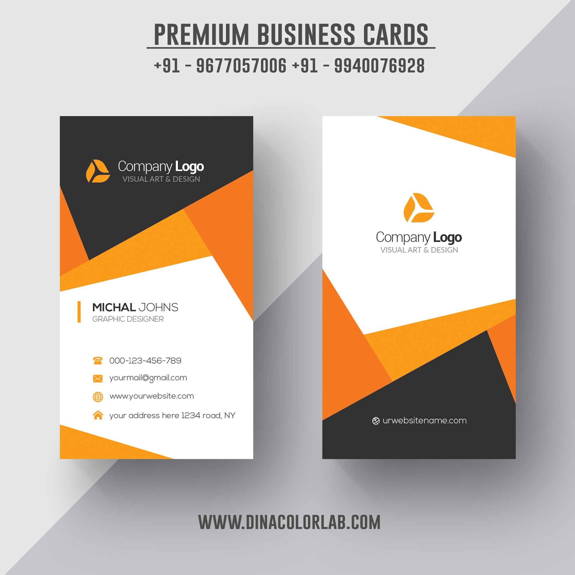 Business Cards Printing Printing Business Cards Simple Business Cards Free Business Card Templates