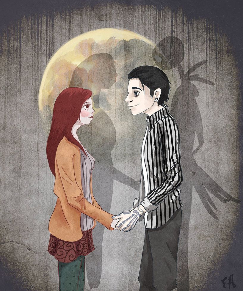 Jack And Sally By ~m0id0 On DeviantART