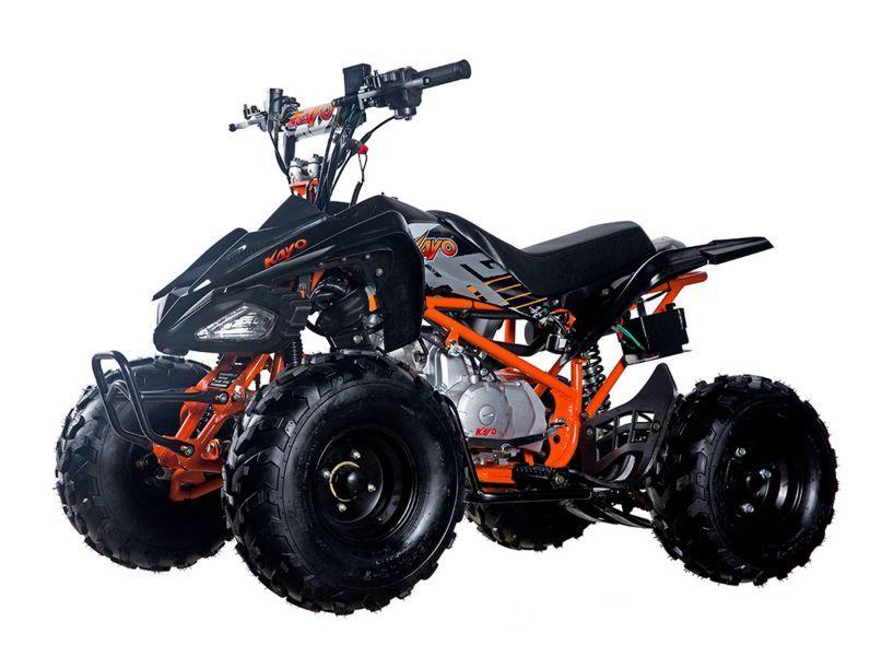 Atv For Sale Cheap >> Kayo Predator 125 125cc Atv 004 Electric Scooter For