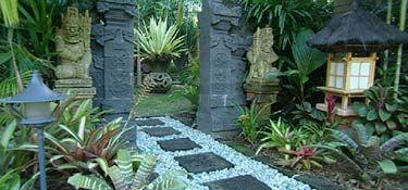 Balinese garden design ideas landscape gardens for Balinese garden designs ideas
