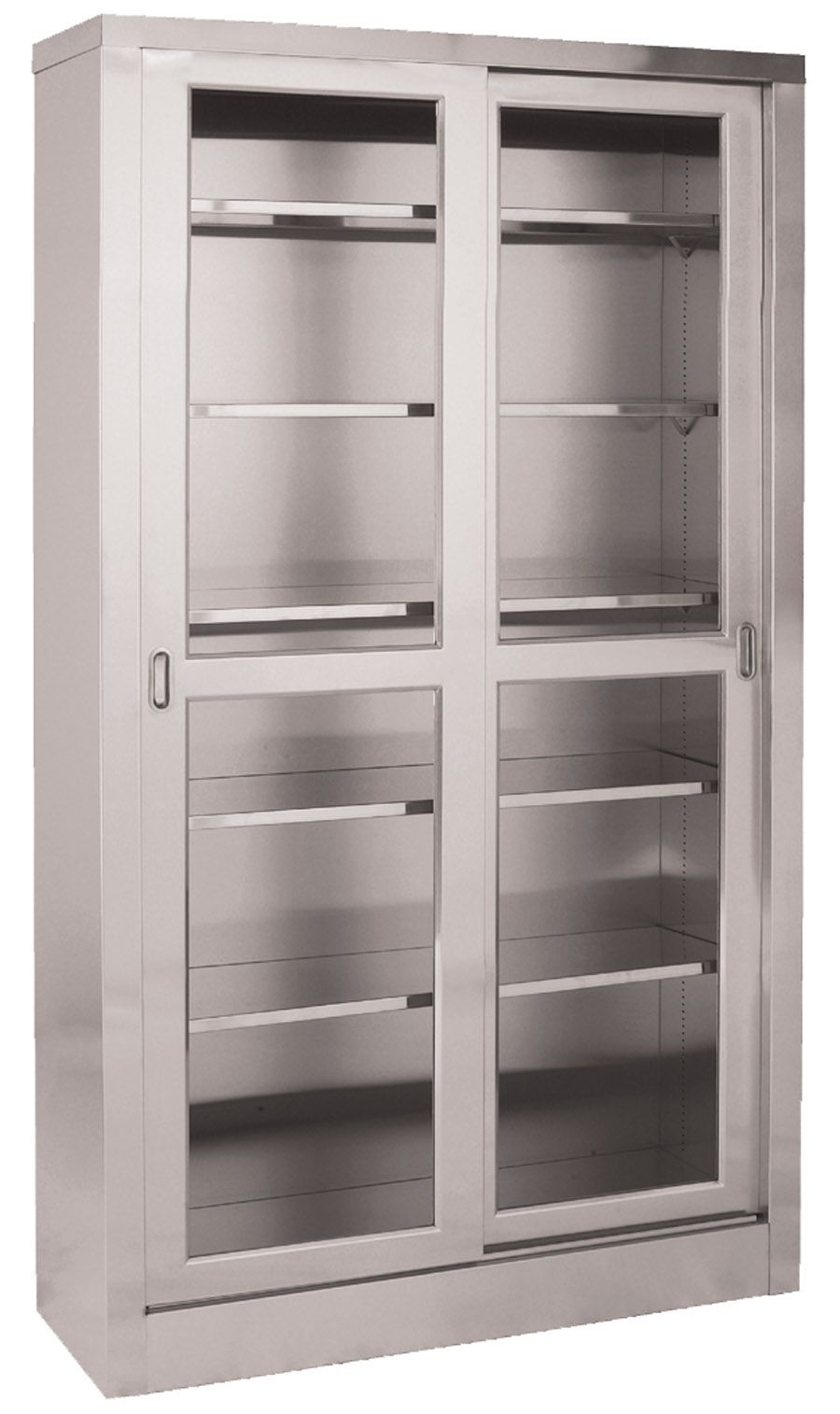 Stainless Steel Storage Cabinets With Doors Wood Projects