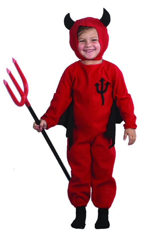 Disfraz de diablo para niño ideal para Halloween Costumes