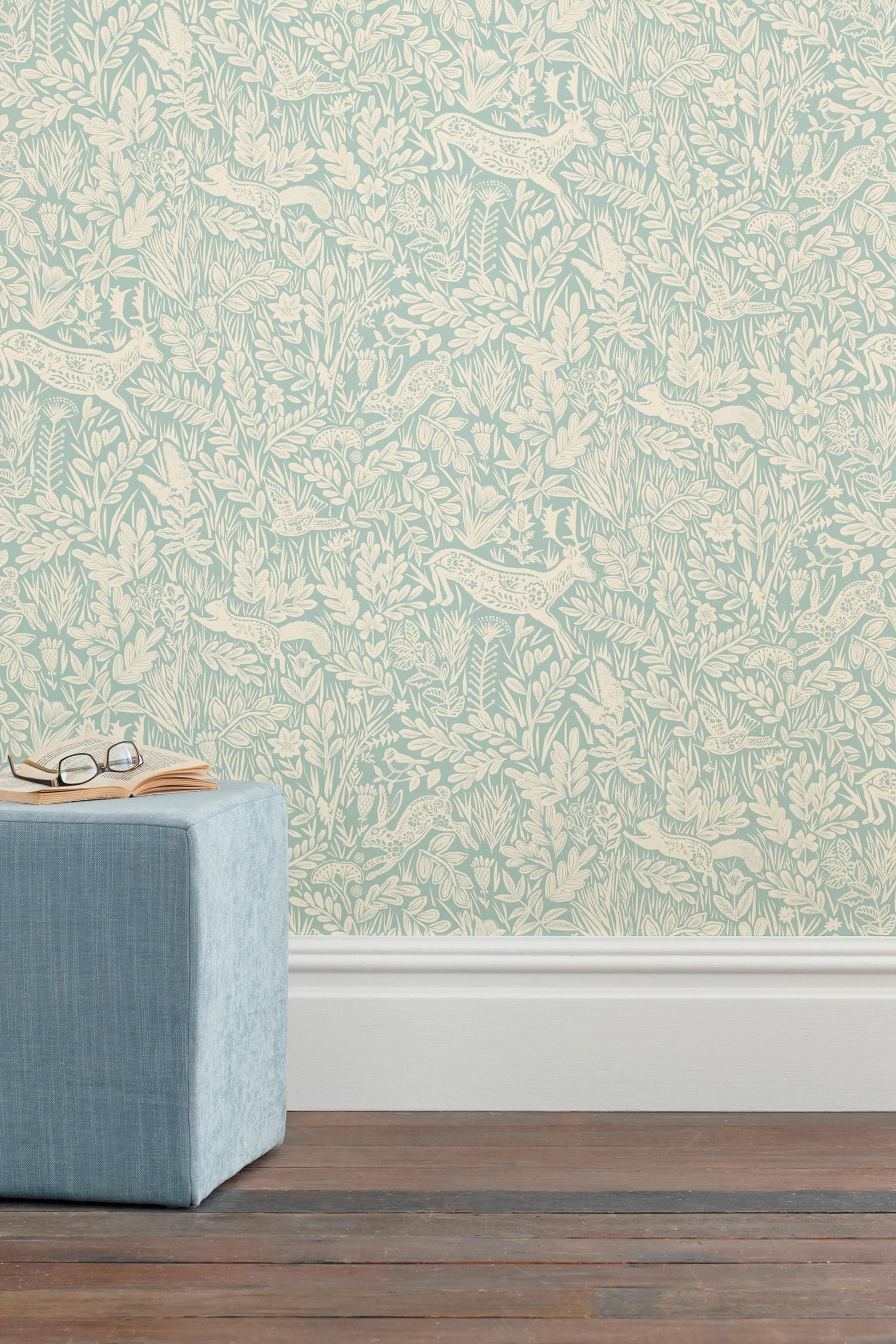 Buy folkloric wallpaper from the next uk online shop for Purchase wallpaper