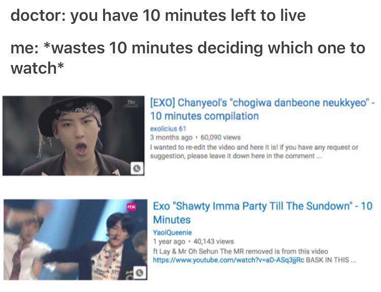 Image Result For Chogiwa Memes Exo Memes Exo Chanyeol Exo