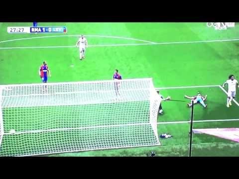 هدف ريال مدريد الاول امام ليفانتي