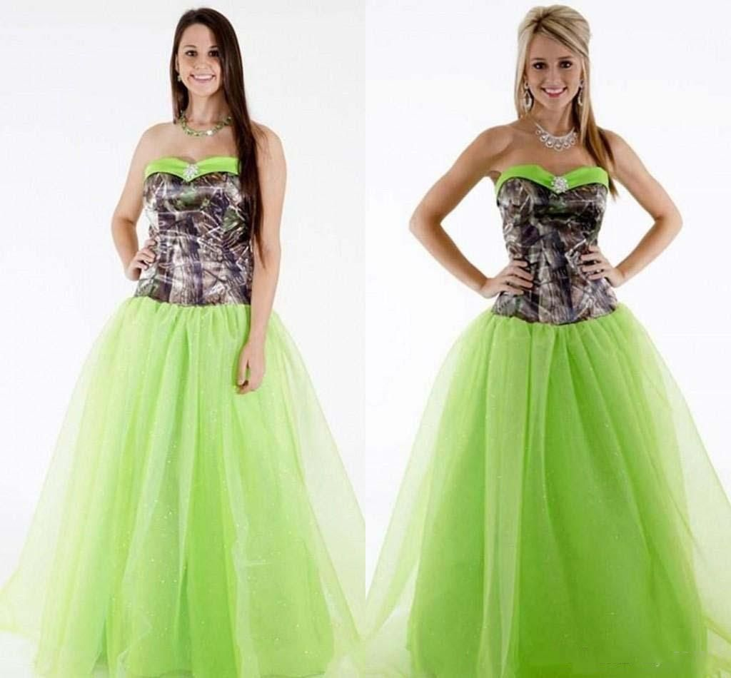 Camouflage Wedding Dresses For Sale