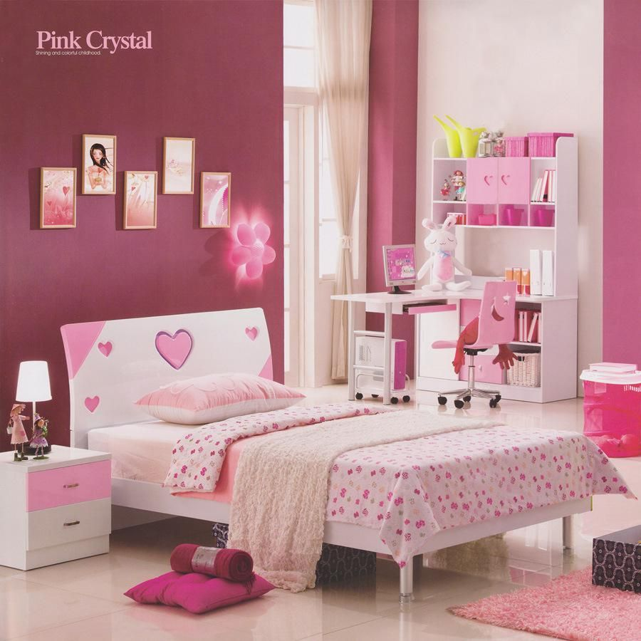Room Design For Kids Girls