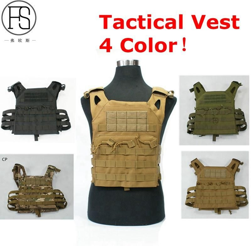 Tactical Plate Carrier Ammo Chest Rig JPC Vest Military Body Cover Protective US