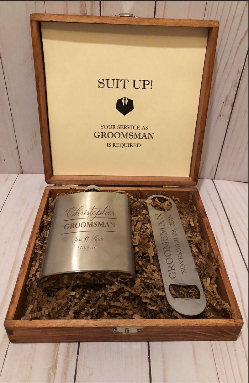 Groomsmen Cigar Gift Box Etsy In 2020 Cigar Gifts Wedding Gifts For Groomsmen Groomsmen Gift Box