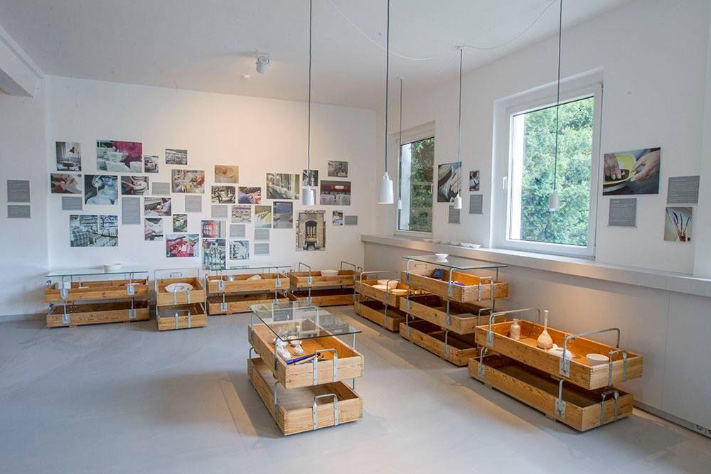 170 Jahre KAHLA Porzellan | Historische Ausstellung in Kahla |  http://www.kahlaporzellan.com/service/werksverkauf-fuehrungen/