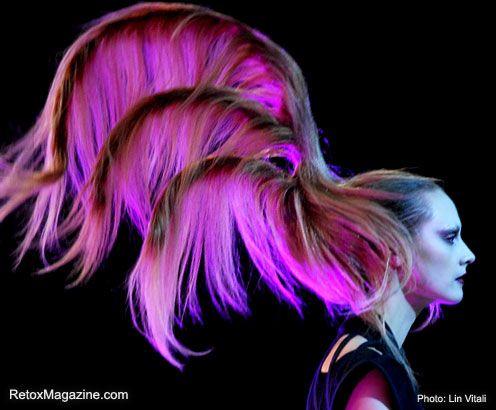 Alternative Hair Show 2012 International Visionary Award Alternative Hair Hair Shows Glamour Hair