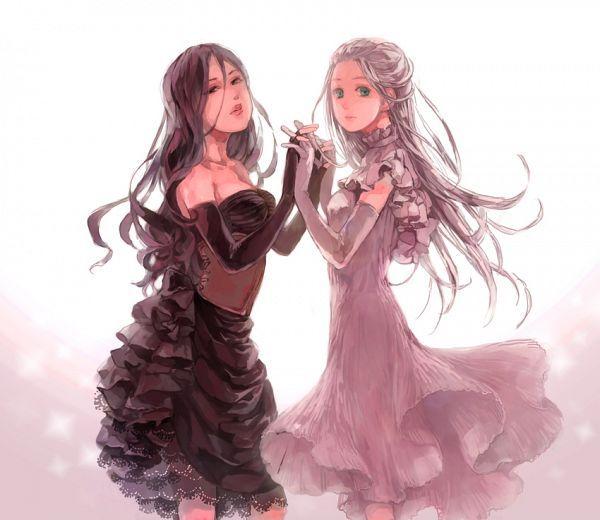 Bellatrix and hermione anime