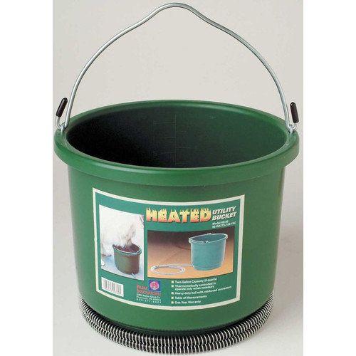 67 78 79 99 Farm Innovators 16 Gallon Heated Tub W Replaceable Element Model Ht 200 200 Watt This 16 Gallon Heated Tub Is Thermosta Gallon Water Tub Heat