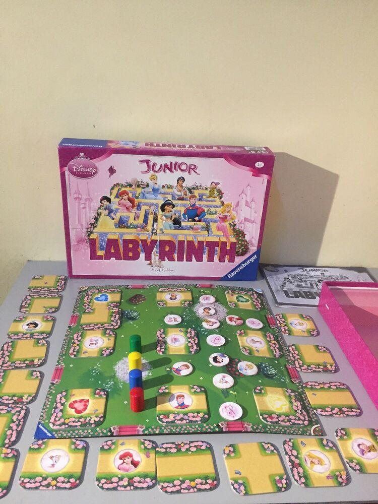 Ravensberger Disney Princess Junior Labyrinth Lovely