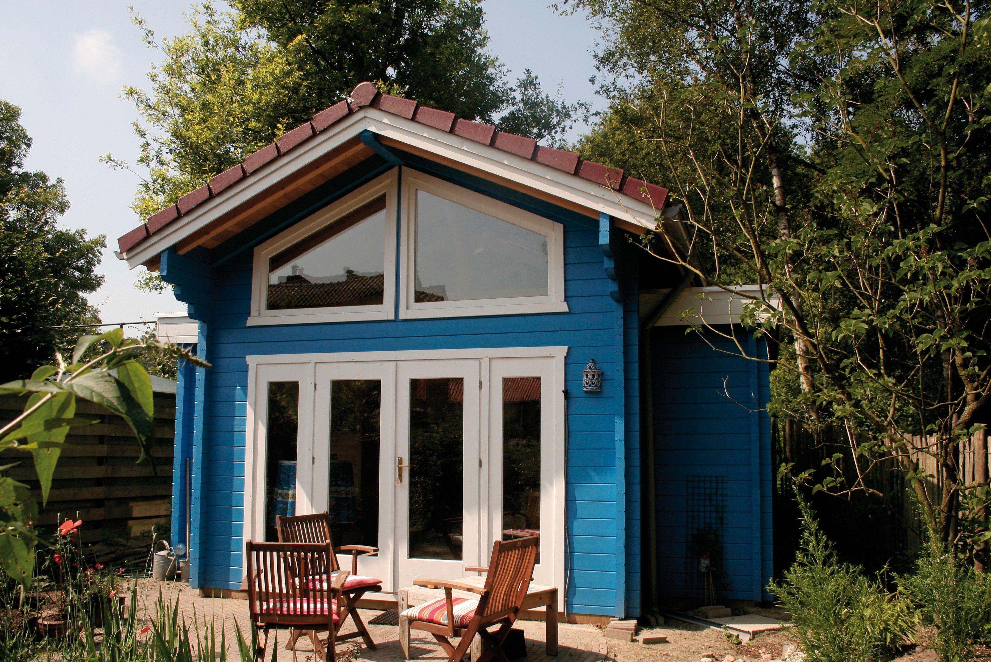 Chalet en bois Neuvy cabanes Pinterest