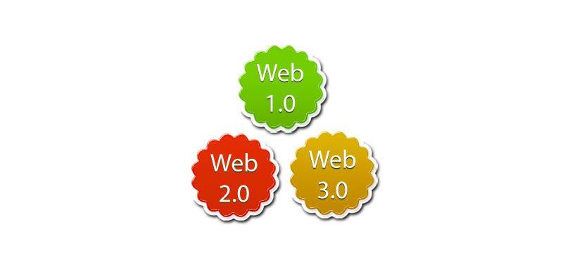 Evolución de la Web 1.0, 2.0 y 3.0 diferencias y elementos
