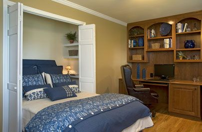 Use The Guest Room Closet For Extra Space Murphy Bed Ikea Murphy Bed Plans Modern Murphy Beds