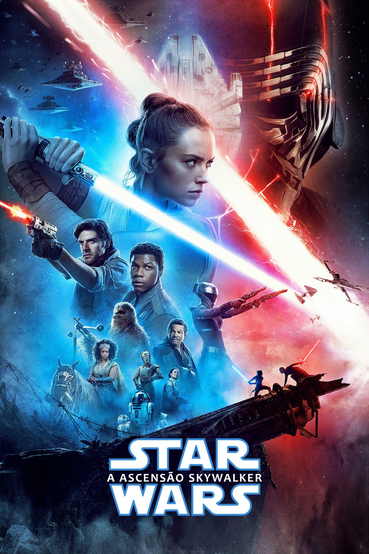 Star Wars The Rise Of Skywalker Filme Completo E Dublado Star Wars Episodes Star Wars Watch Star Wars Movie