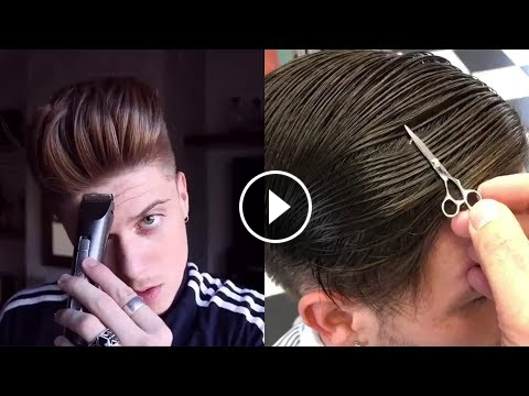 Best Barbers In The World 2019 Amazing Compilation Hairstyles For