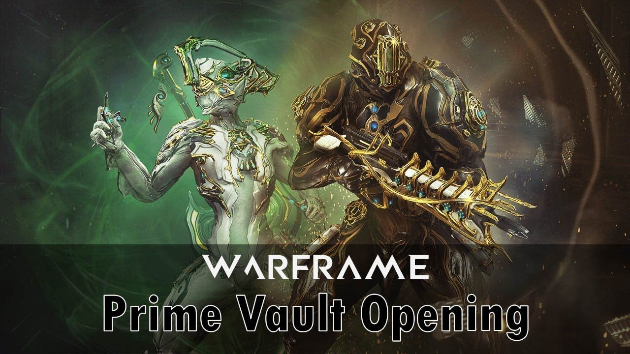 Prime Vault Unsealed (Nyx and Rhino)   Warframe Madness