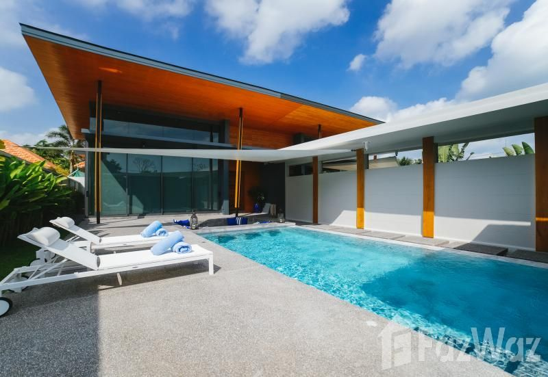 2 Bed Villa For Rent In Nai Harn Phuket With Garden Pool View