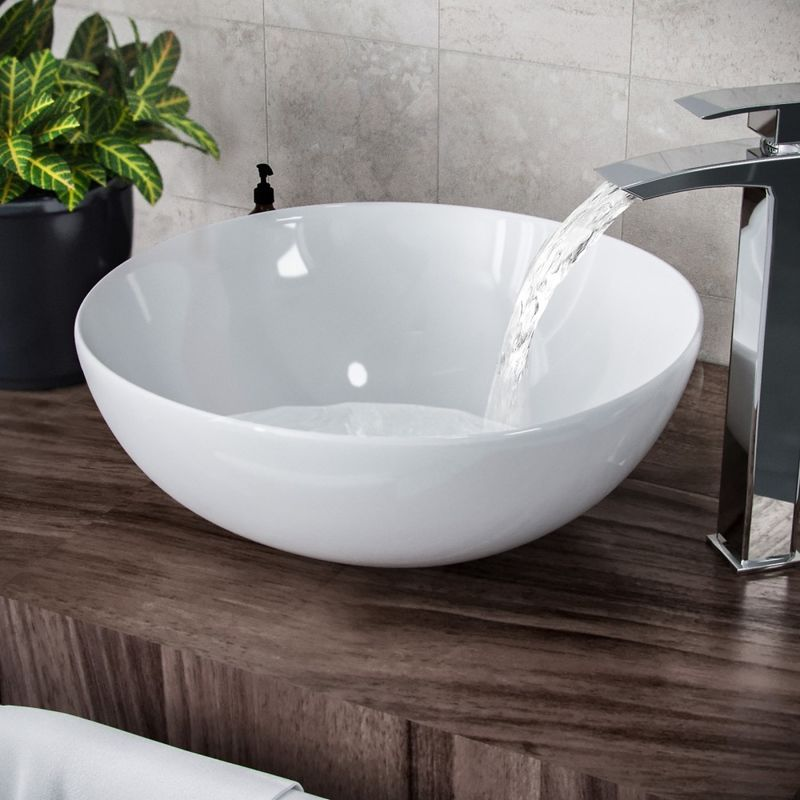 etive x large round basin sink bowl