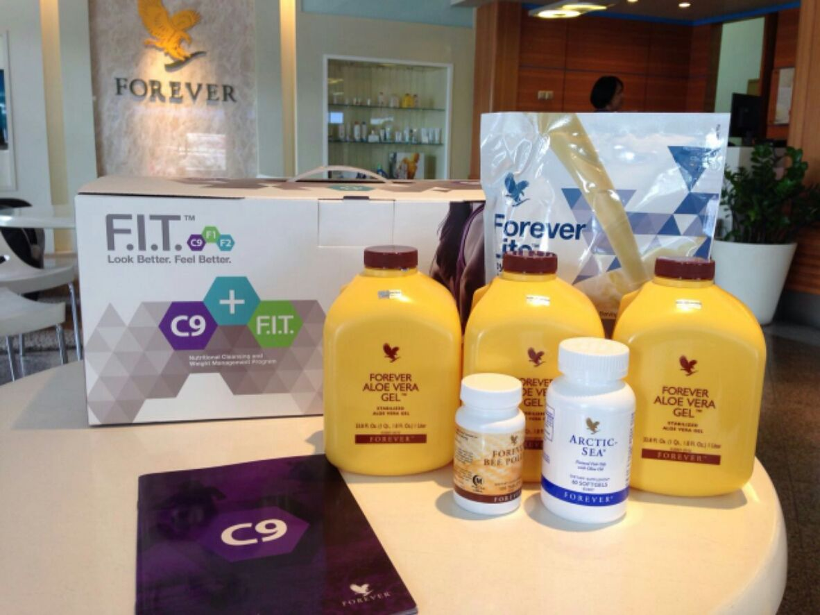 Assalamualaikum Clean 9 Programe Dari Forever Living Products