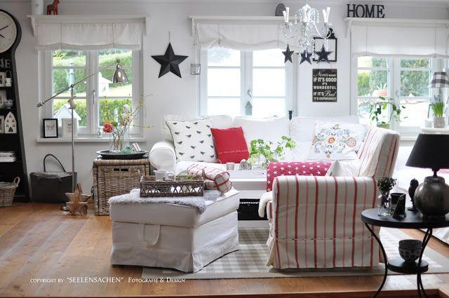 Seelensachen saustarkes wohnzimmer home garden for Wohnstube einrichten