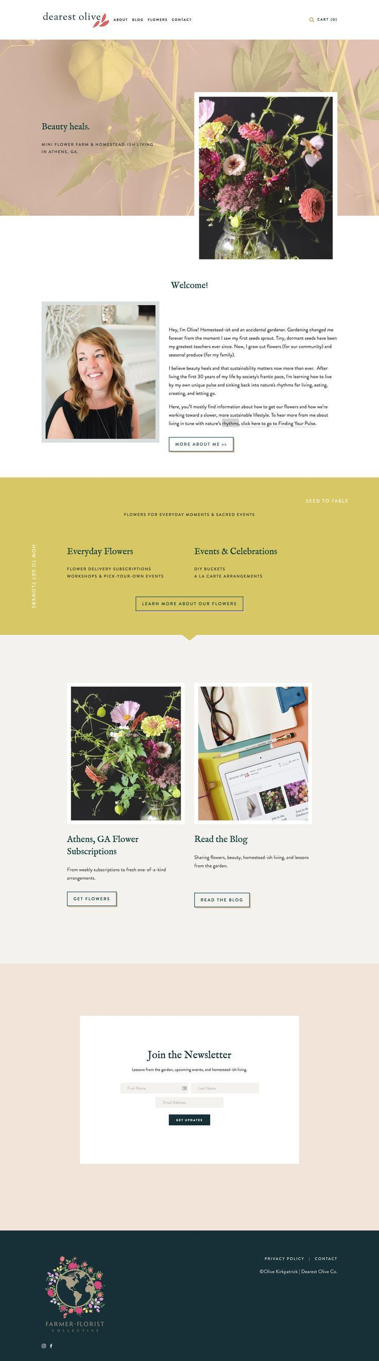 Eiderwild Squarespace Kit Station Seven Squarespace Templates Wordpress Themes And Free Resources For Creative Entrepreneurs Simple Website Design Branding Website Design Web Design