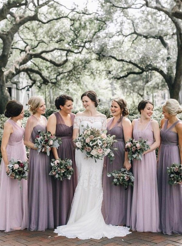 Top bridesmaid dress colors 2018
