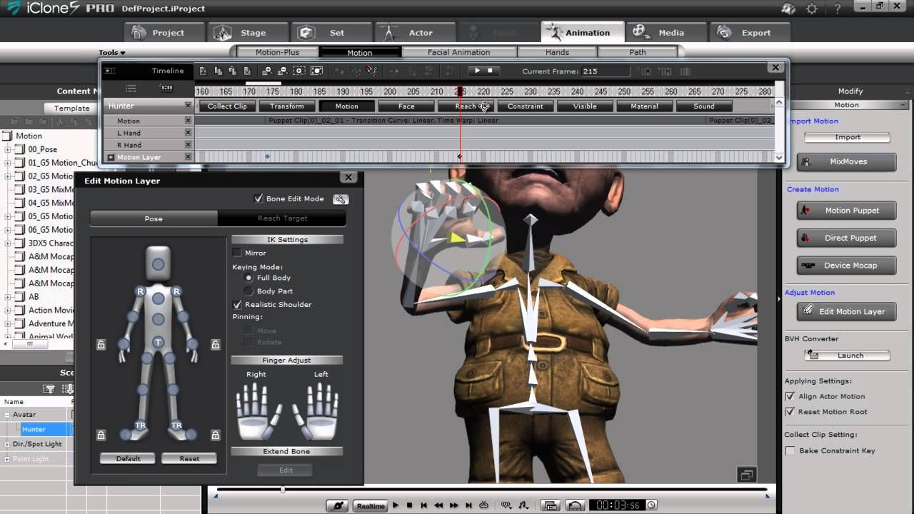 iClone to Unity Live Demo | Software | Software, Animation