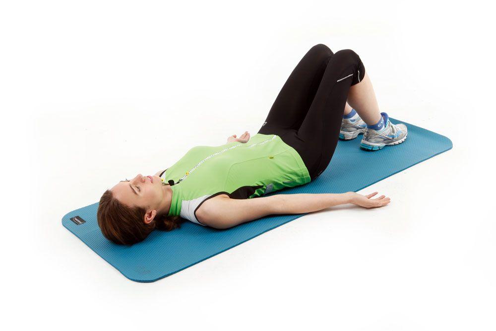 Scapula stabiliser activation