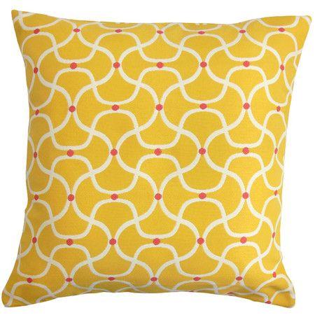 Ella Pillow Geometric Throw Pillows Throw Pillows Outdoor Cushion Covers