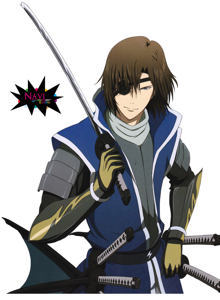 Resultado de imagem para Masamune date Animasi