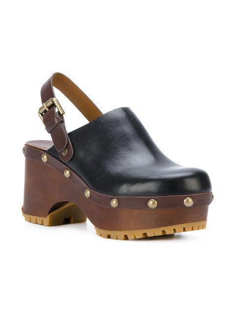 b87f43325b Shop See By Chloé Tasha clogs | Shoes & A- | Clogs, Shoes, See by chloe